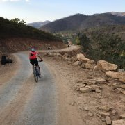 2017 January_15 Days Best Bike Tour : Cycling with Rick Smith (from Kakku pagodas to Inle Lake)